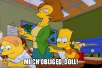 Much Obliged, Doll